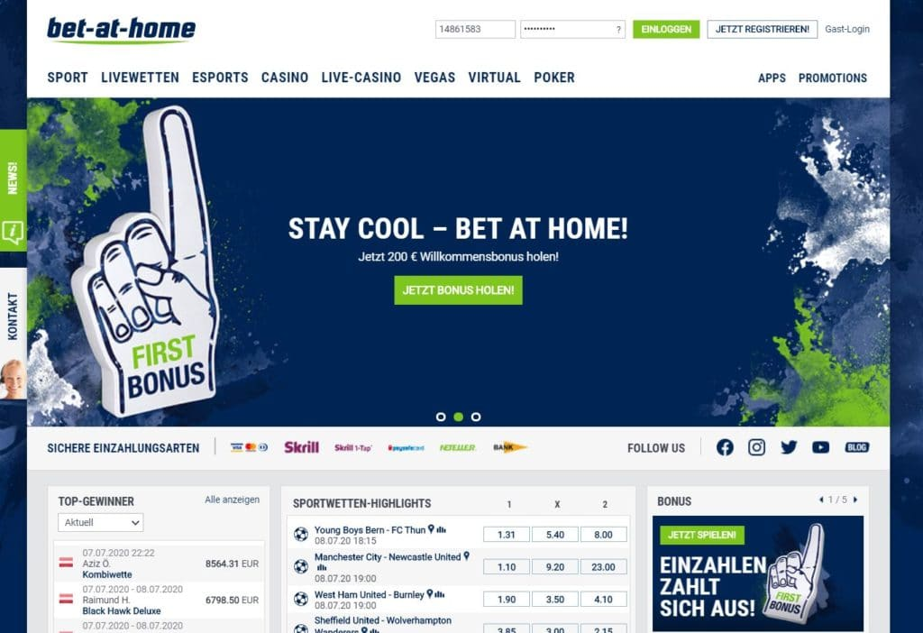 Bet-at-home-bonus-de 2020